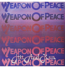 Weapon Of Peace ‎– Hit And Run LP