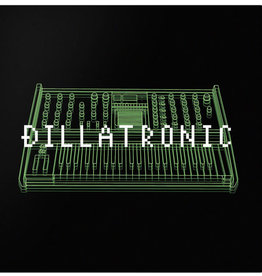 HH J Dilla – Dillatronic 2LP