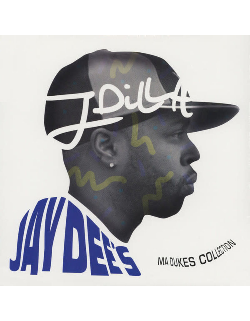 HH J Dilla ‎– Jay Dee's Ma Dukes Collection LP