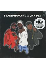 "HH Frank'N'Dank And Jay Dee (J Dilla) – Frank'N'Dank And Jay Dee EP 12"""