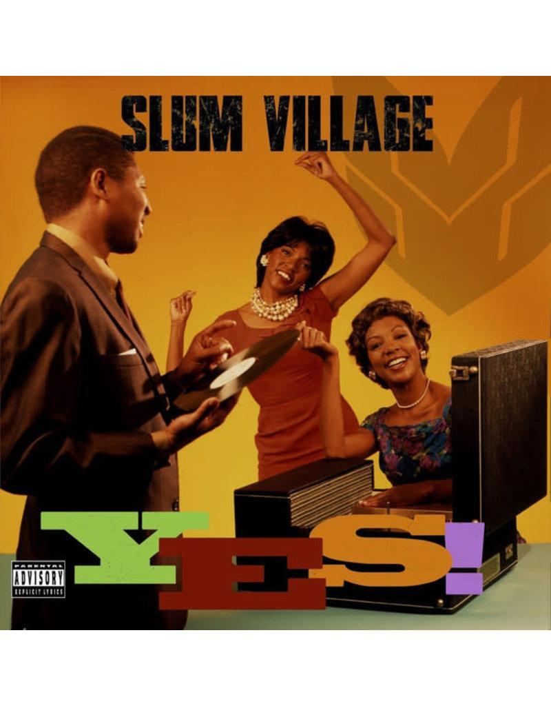 HH Slum Village – Yes CD