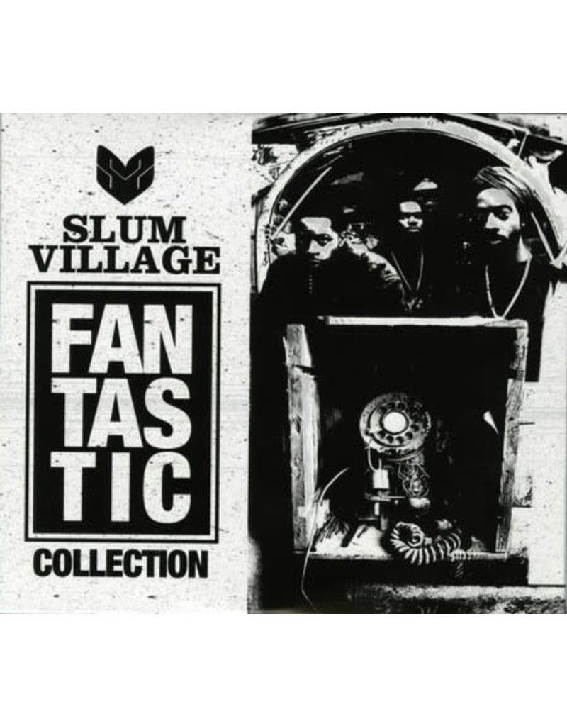 HH Slum Village – Fan-Tas-Tic Collection 4CD