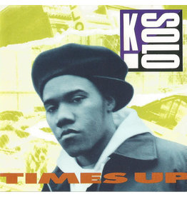 K-Solo - Time's Up LP (180G)