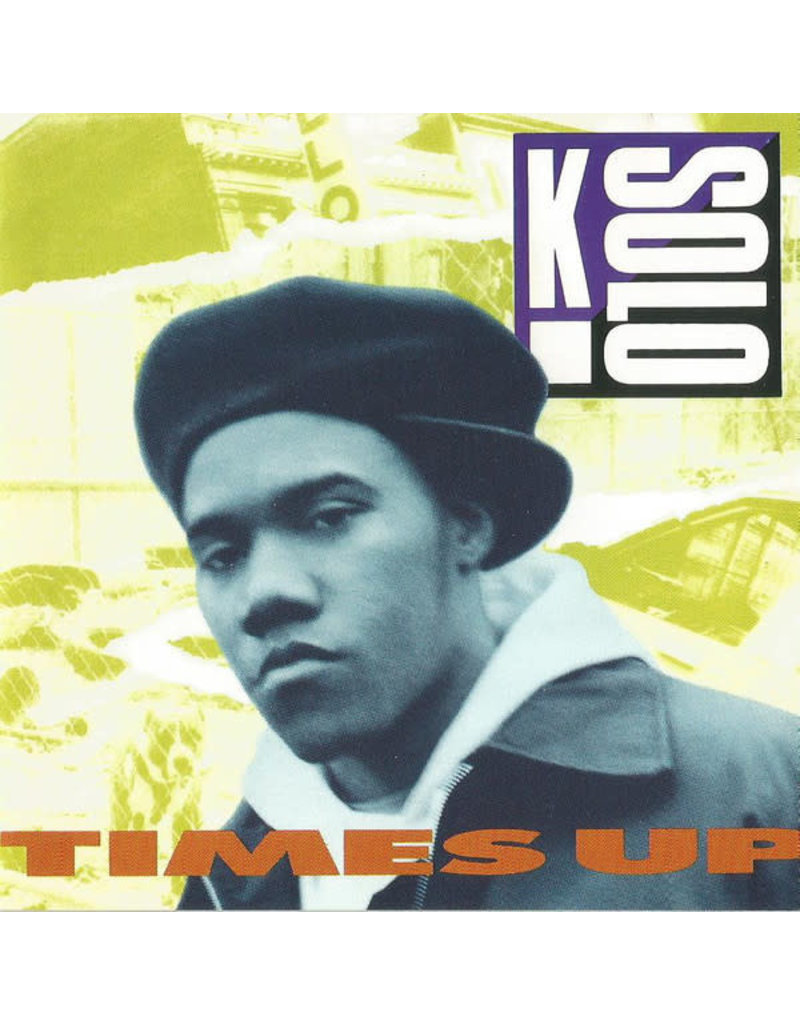 K-Solo - Time's Up LP (180G)(Music on Vinyl)