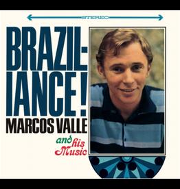 Marcos Valle - Braziliance LP (Ocean Blue Vinyl)