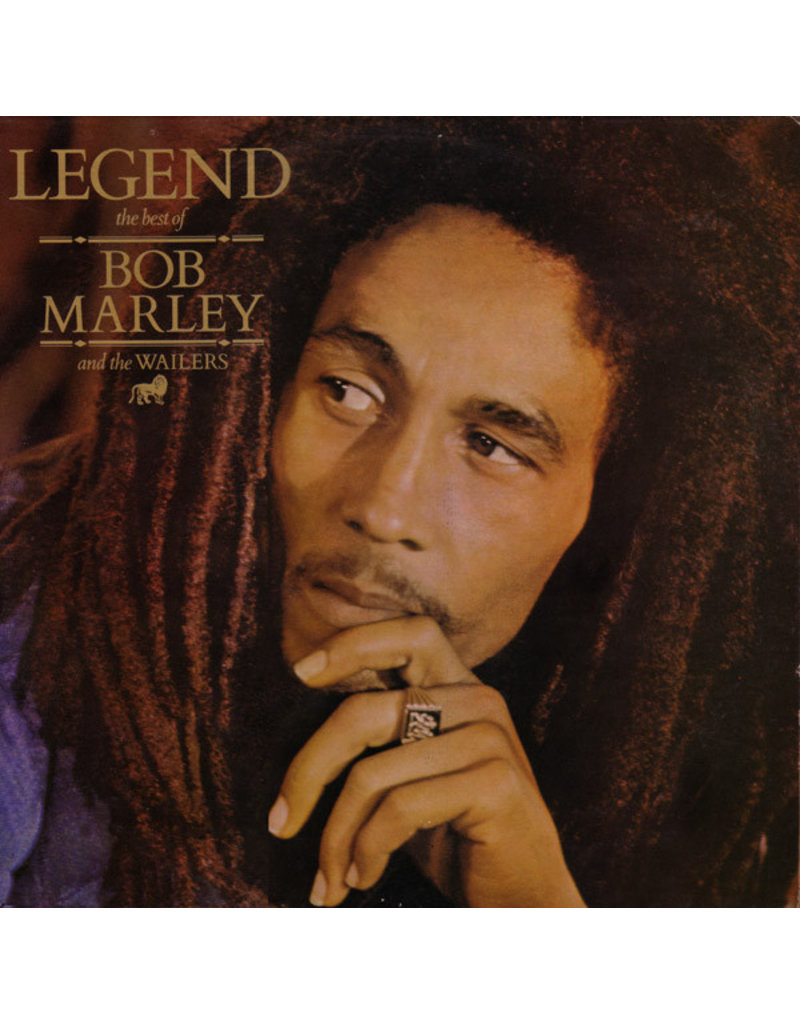 RG Bob Marley - Legend LP
