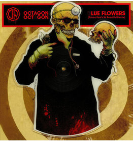 HH Dr. Octagon ‎– Octagon Octagon / Blue Flowers 12""