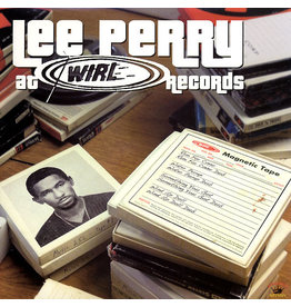Lee Perry ‎– Lee Perry At WIRL Records LP