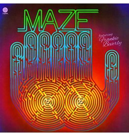 Maze ‎– Featuring Frankie Beverly LP