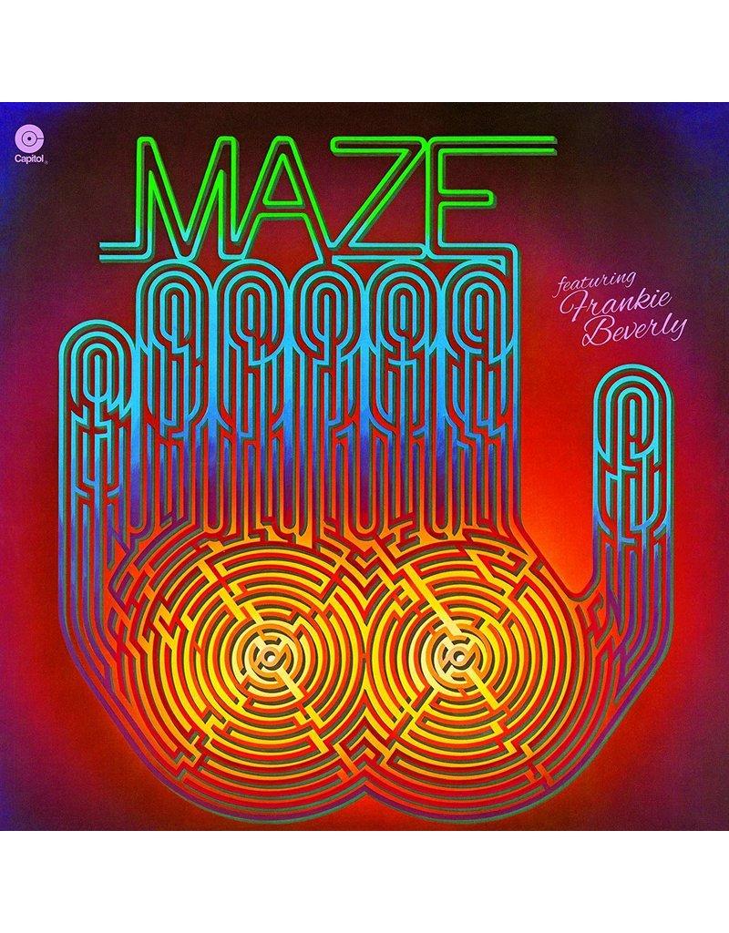 Maze – Featuring Frankie Beverly LP