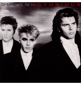 Duran Duran ‎– Notorious 2LP