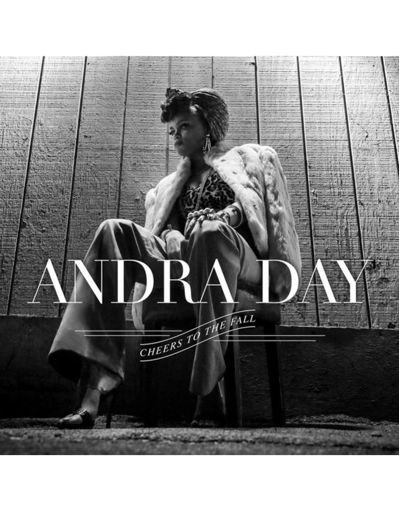 Andra Day ‎– Cheers To The Fall 2LP