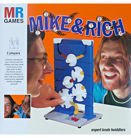 Mike & Rich ‎– Expert Knob Twiddlers 3LP