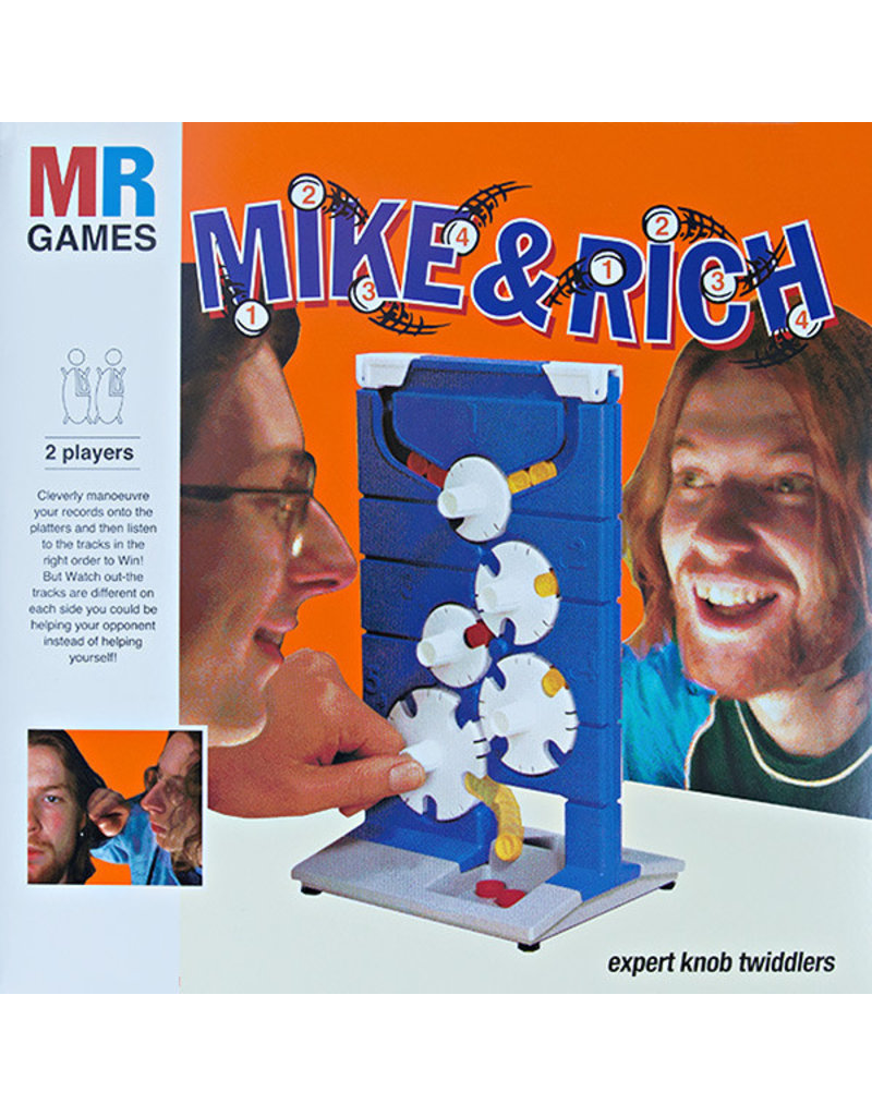 Mike & Rich – Expert Knob Twiddlers 3LP