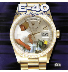 E-40 ‎– In A Major Way 2LP