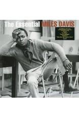 JZ Miles Davis - The Essential Miles Davis 2LP (2016 Compilation)