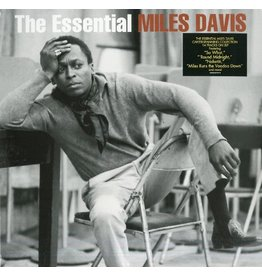 JZ Miles Davis ‎– The Essential Miles Davis 2LP