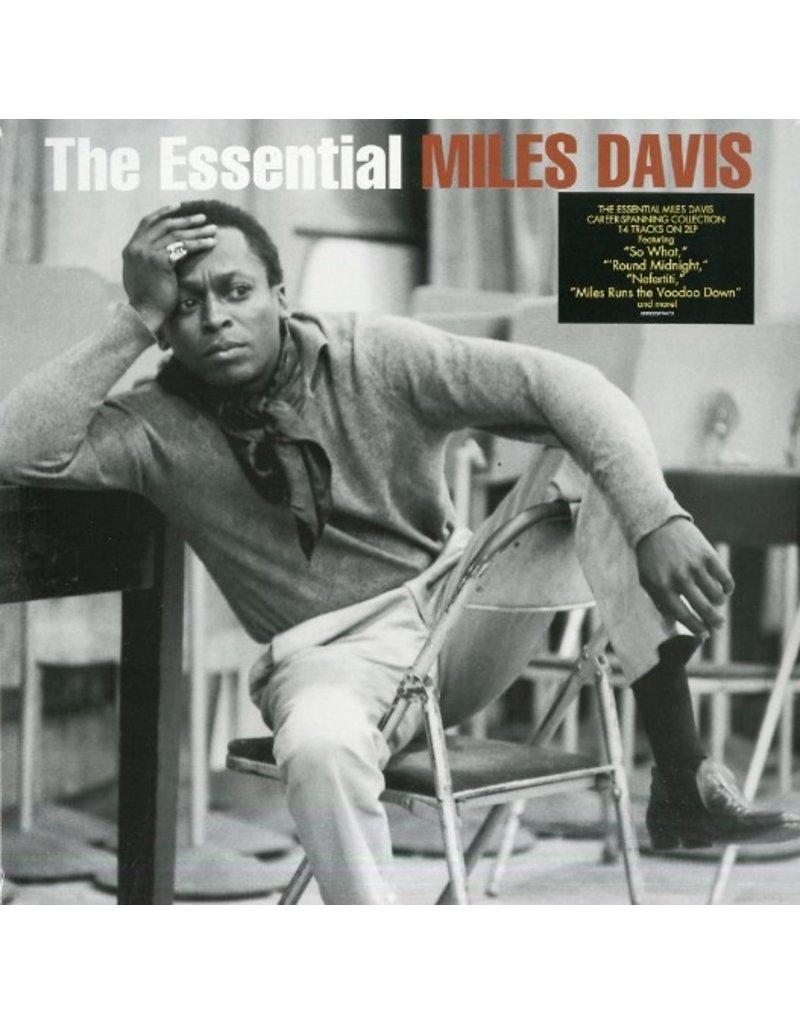 JZ Miles Davis – The Essential Miles Davis 2LP