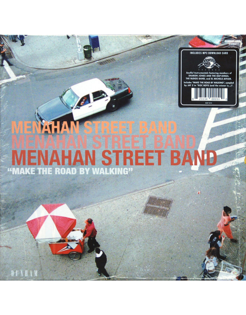 FS Menahan Street Band ‎– Make The Road By Walking LP