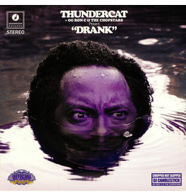 Thundercat + OG Ron C & The Chopstars ‎– Drank 2LP