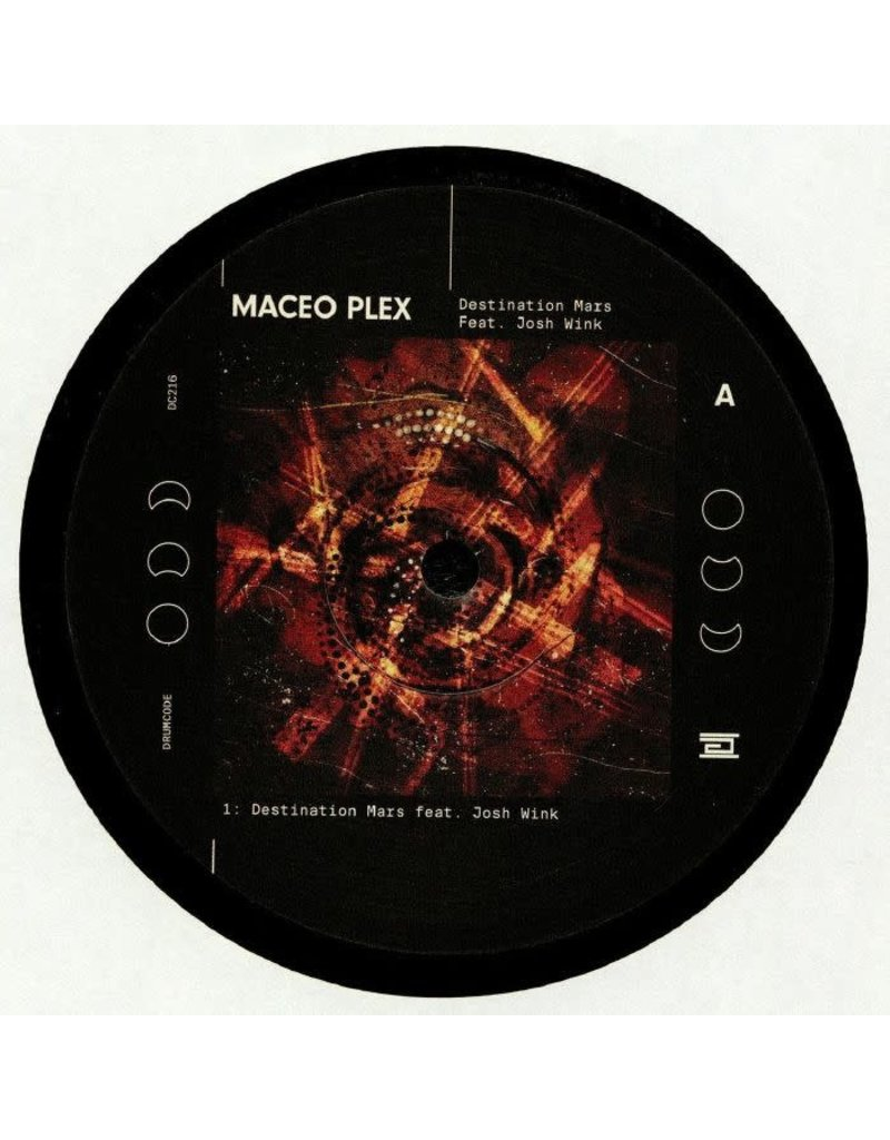 Maceo Plex - Destination Mars 12""