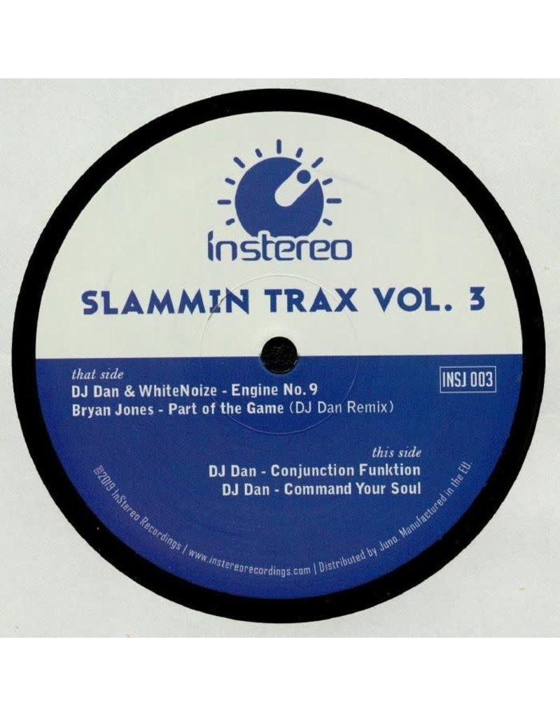 "Dan/Whitenoize/Bryan Jones - Slammin Trax Vol. 3 12"""
