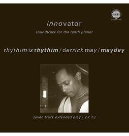 "Rhythim Is Rhythim / Derrick May / Mayday – Innovator (Soundtrack For The Tenth Planet) 2x12"""