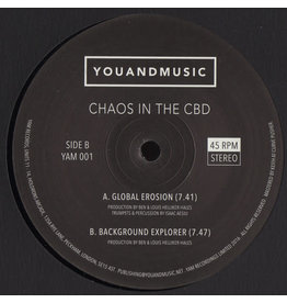 """HS Chaos In The CBD – Global Erosion 12"""""""