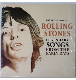 The Rolling Stones ‎– Legendary Songs From The Early Days LP