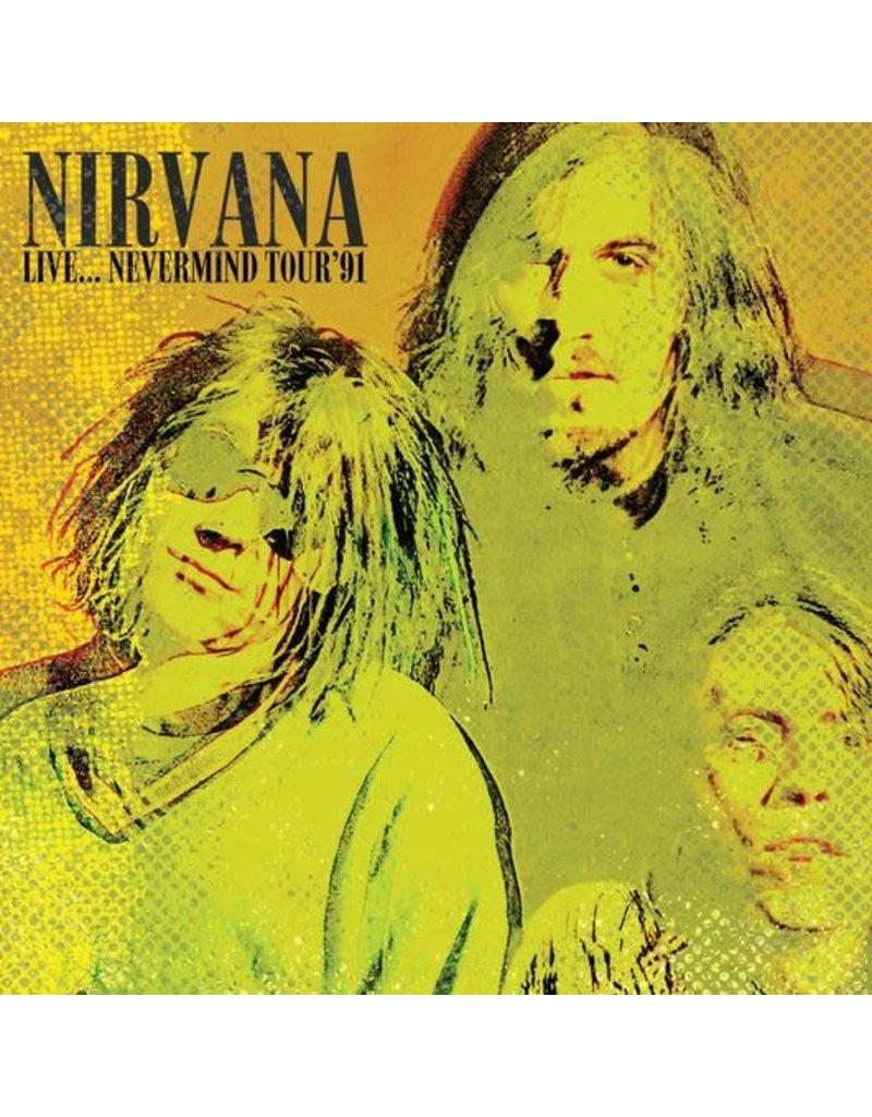 Nirvana – Live... Nevermind Tour '91 LP