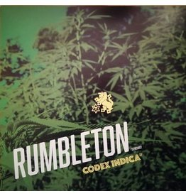 Rumbleton ‎– Codex Indica EP 12""