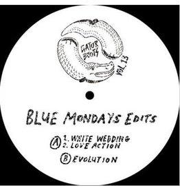 "Blue Mondays - Gator Boots Vol. 13 12"""