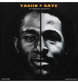 HH Mos Def (Yasiin Bey) vs Marvin Gaye By Amerigo Gazaway - The Departure 2LP