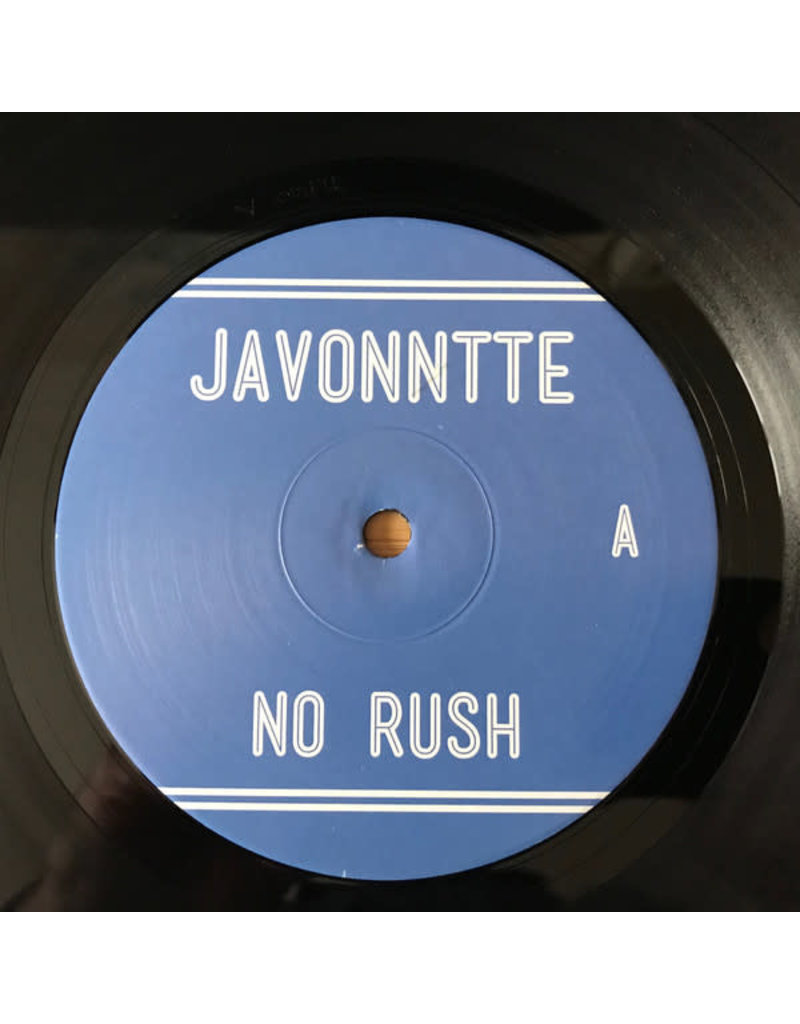 Javonntte – No Rush LP