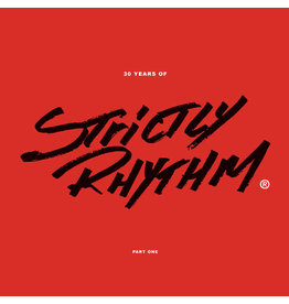 """Various Artists – 30 Years Of Strictly Rhythm Part One 2x12"""" (2020)"""