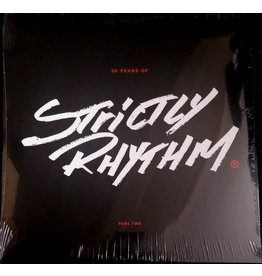 """Various Artists – 30 Years Of Strictly Rhythm Part Two 2x12"""" (2020)"""