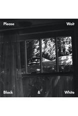 "Please Wait (Ta-ku & Matt McWaters) – Black & White EP 12"""