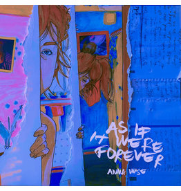 Anna Wise ‎– As If It Were Forever LP