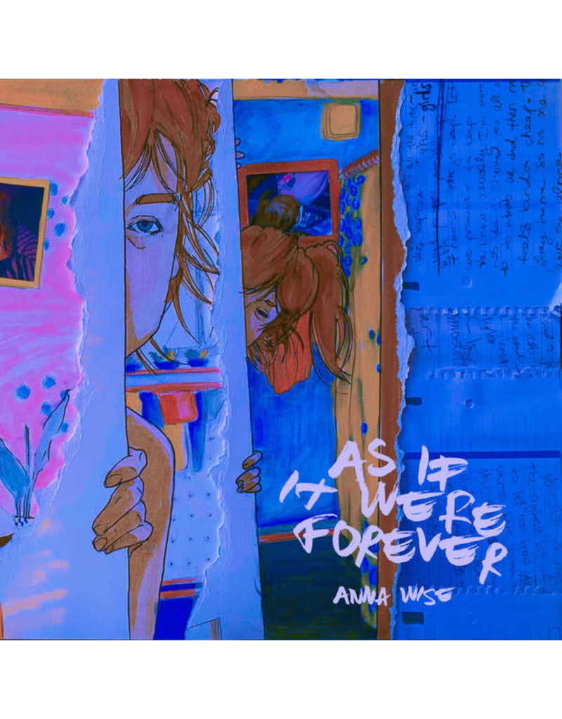 Anna Wise – As If It Were Forever LP