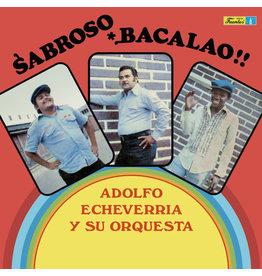 Adolfo Echeverria Y Su Orquesta – Sabroso Bacalao LP