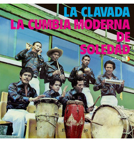 La Cumbia Moderna De Soledad – La Clavada LP