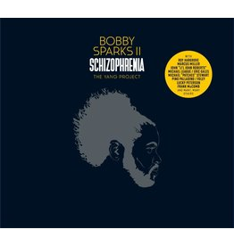 Bobby Sparks ‎– Schizophrenia: The Yang Project 2LP