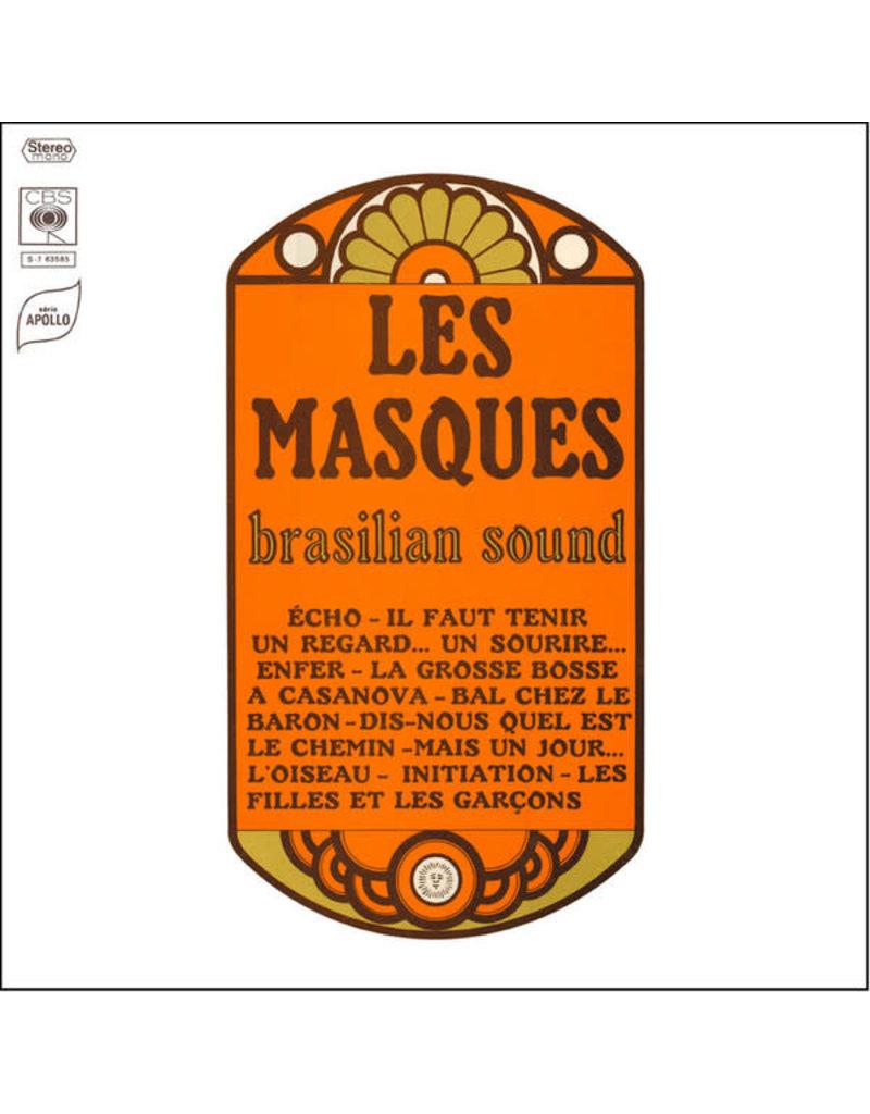 Les Masques – Brasilian Sound LP, 2019 Reissue