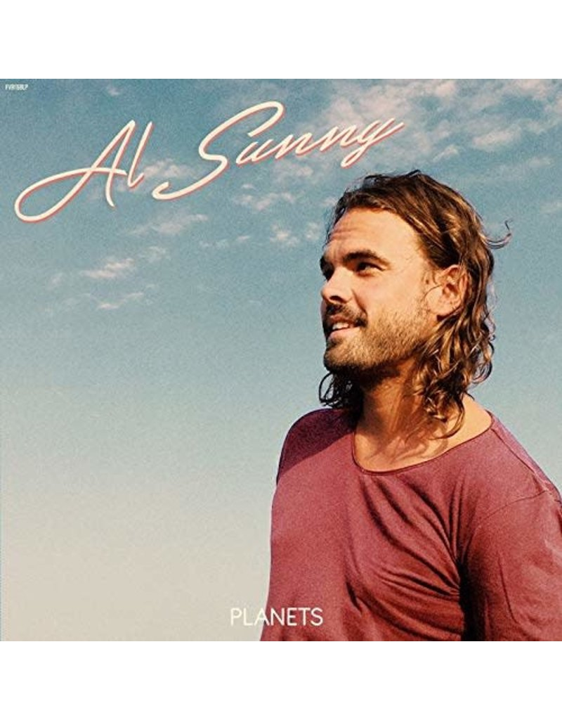 Al Sunny – Planets LP