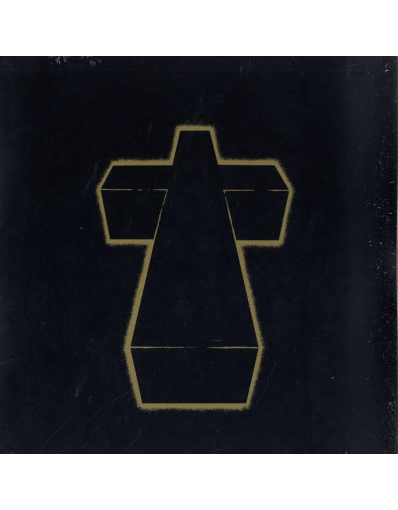 Justice - Cross 2LP (2007), Gatefold