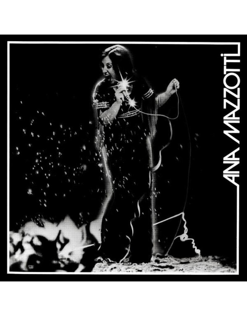 Ana Mazzotti – Ana Mazzotti LP, 2019 Reissue