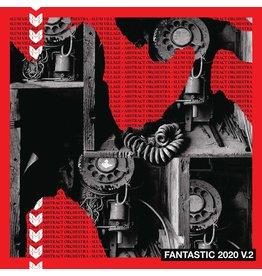 Abstract Orchestra – Fantastic 2020 V.2 (Red Vinyl) LP