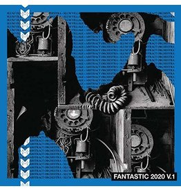 Abstract Orchestra ‎– Fantastic 2020 V.1 (Blue Vinyl) LP
