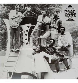 Various ‎– Lamp Records - It Glowed Like The Sun: The Story Of Naptown's Motown 1969-1972 2LP