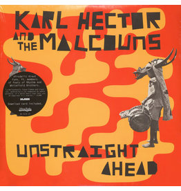 FS Karl Hector & The Malcouns ‎– Unstraight Ahead 2LP